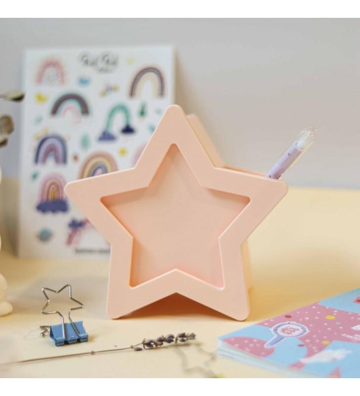 """Подставка для ручек """"Star"""" Pink"""