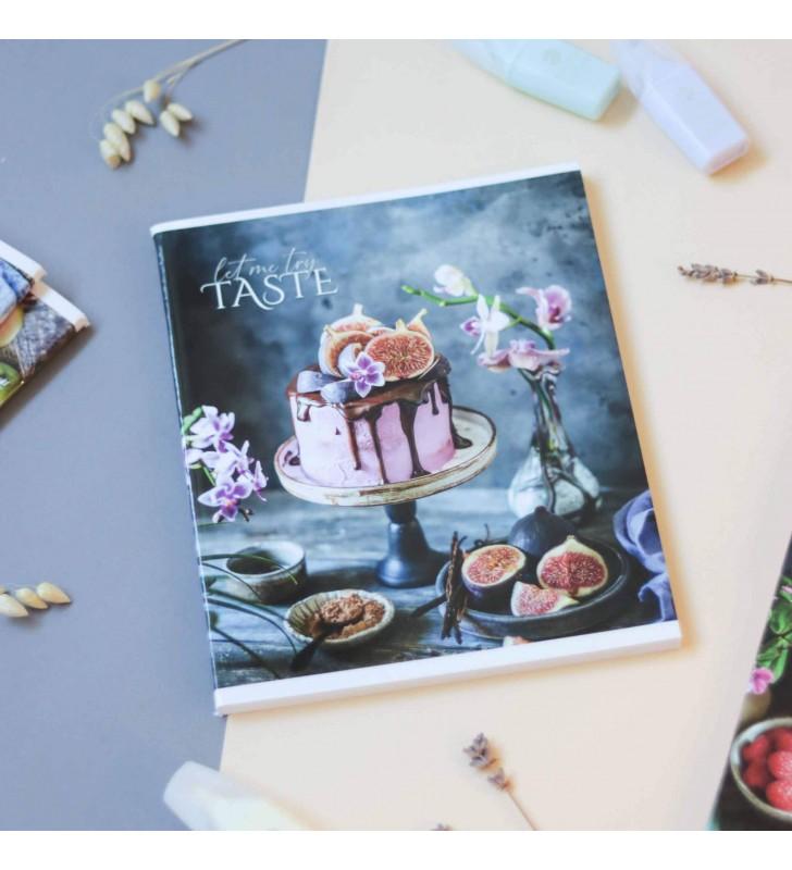 Тетрадь 96л Taste figs