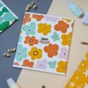 Тетрадь 36кл Good vibes flowers