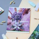 Тетрадь 48кл Sensitive lilac