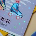 Тетрадь 24л Mood Stories Rollers