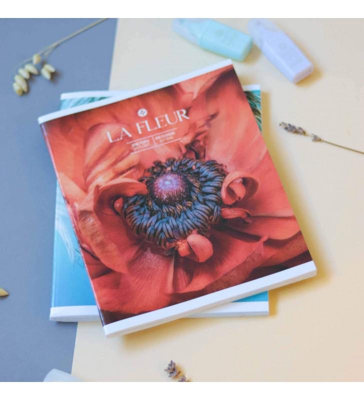 """Тетрадь #96 """"La Fleur"""" Poppy"""