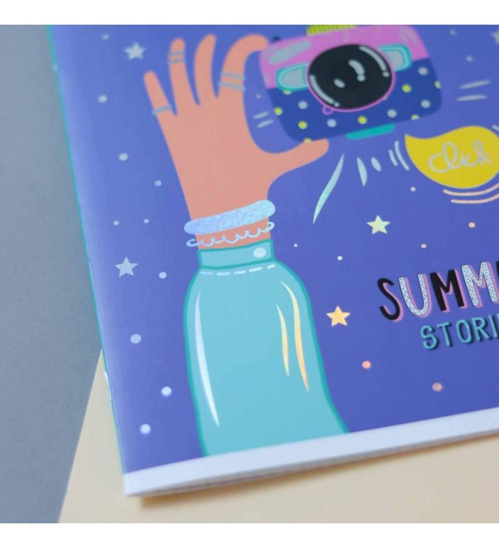 "Тетрадь #12 ""Mood Stories"" Camera"
