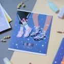 """Тетрадь #12 """"Mood Stories"""" Sneakers"""