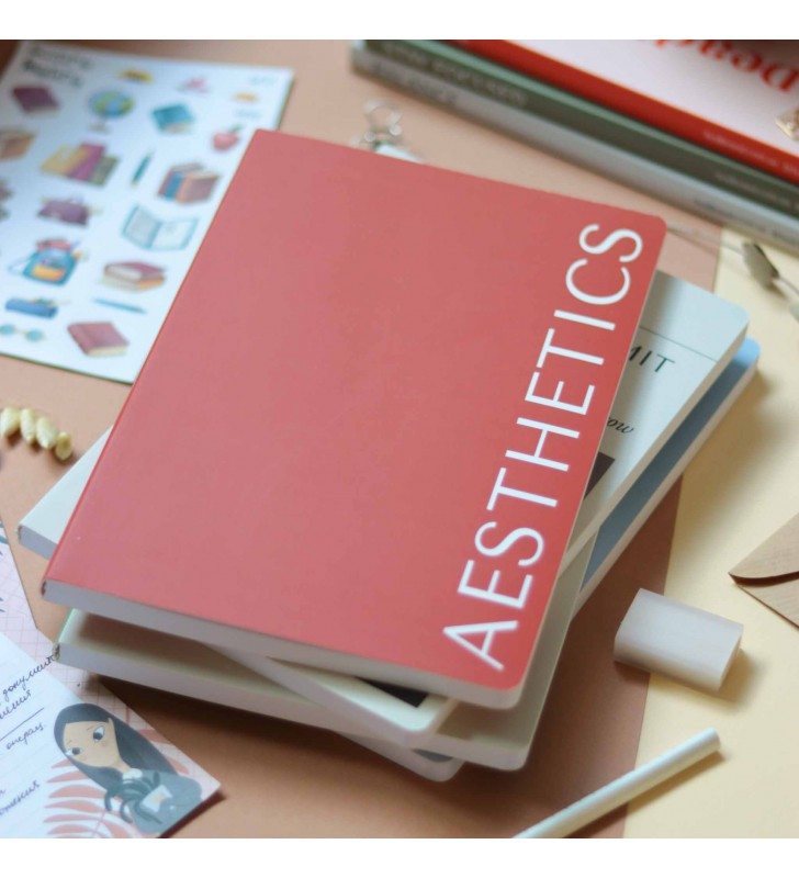 """Блокнот в точку """"Aesthetics"""""""