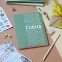 """Блокнот в точку """"Focus"""""""