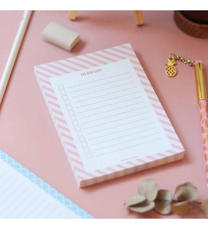 "Блокнот для заметок ""To do"" pink"