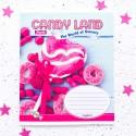 "Тетрадь =48 ""Candy land"" lollipop"