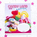 "Тетрадь =48 ""Candy land"" candys"