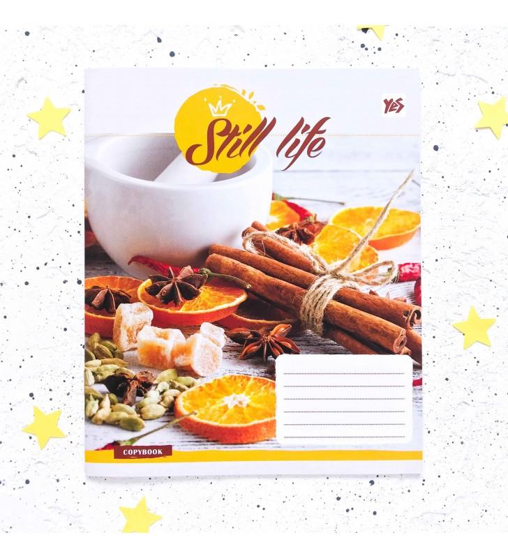 "Тетрадь #24 "" Still life"" cinnamon"