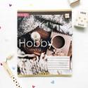 """Тетрадь #24 """"Hobby"""" sewing"""
