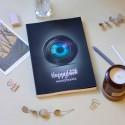 "Планер для фотографа ""Happy book"" black"