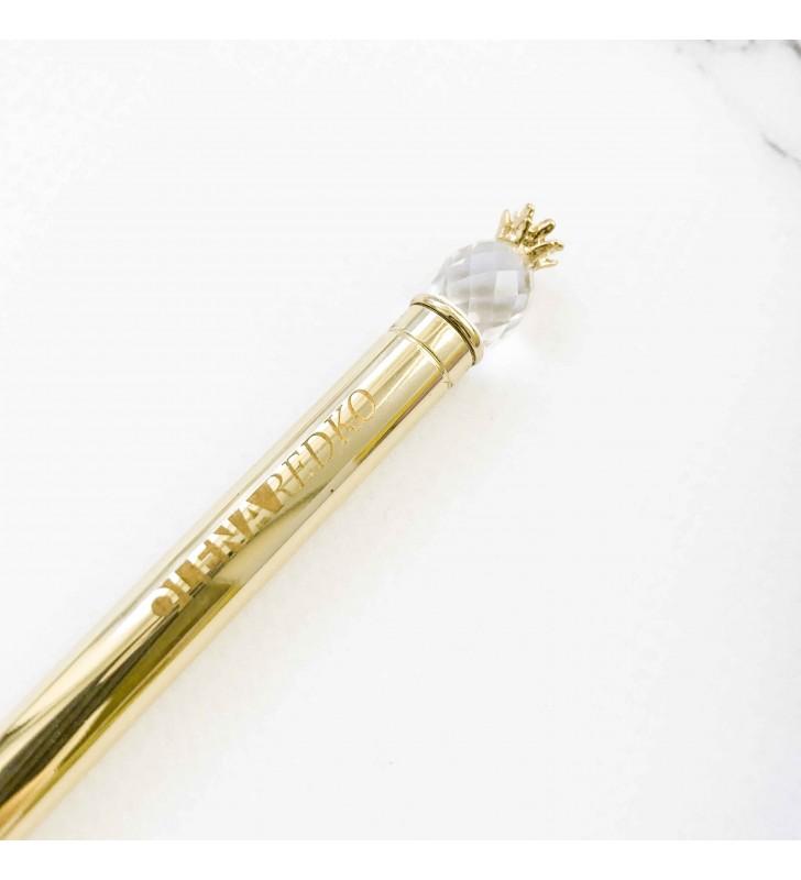 """Подарочная ручка """"Crystal Pineapple"""""""