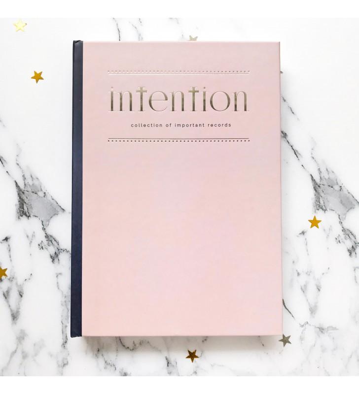 """Недельный планер """"Intention"""""""