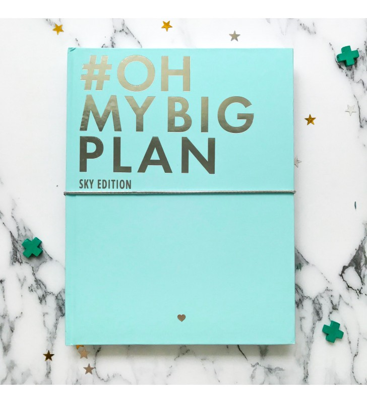 "Планер ""OH MY BIG PLAN"" Sky Edition"