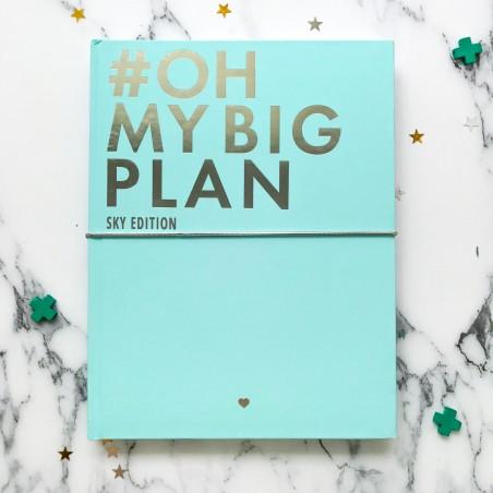 "Планер ""OH MY BIG PLAN"" Sky Edition"