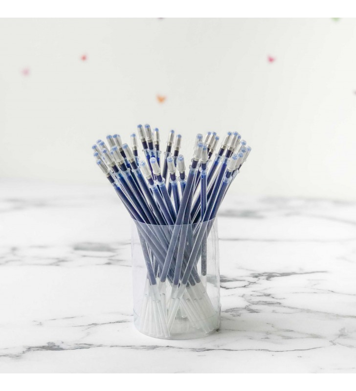 """Стержень синий """"Glitter"""" 0,5 мм"""