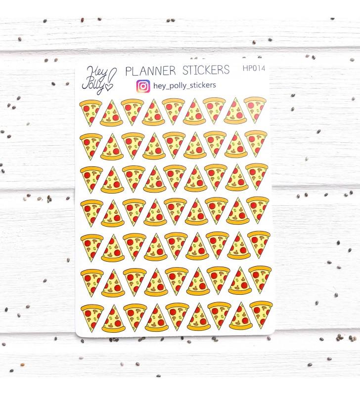 """Наклейки """"Pizza"""""""