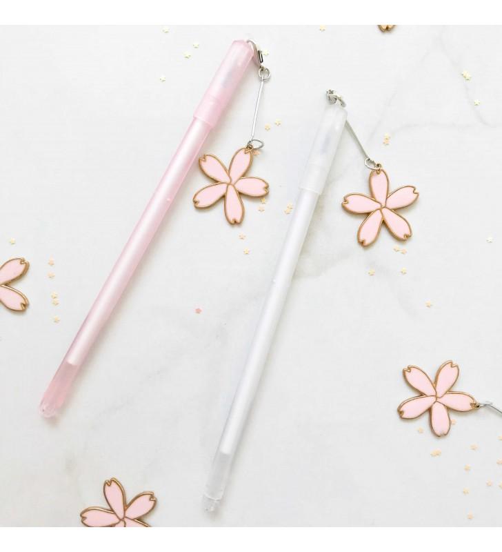 """Ручка """"Розовый цветочек"""""""