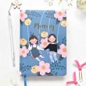 """Личный дневник """"Memory Book"""" blue"""