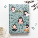 "Личный дневник ""Memory Book"" kids green"