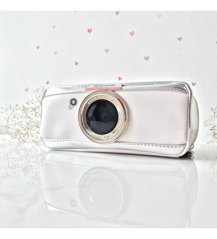 """Пенал """"Camera"""" white"""