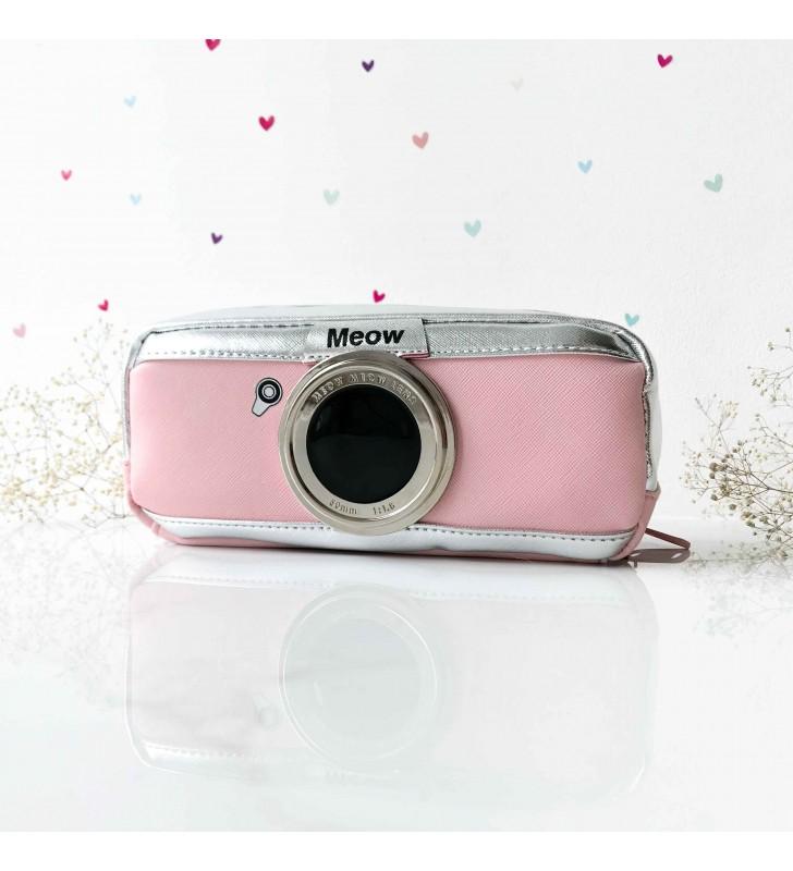"Пенал ""Camera"" pink"
