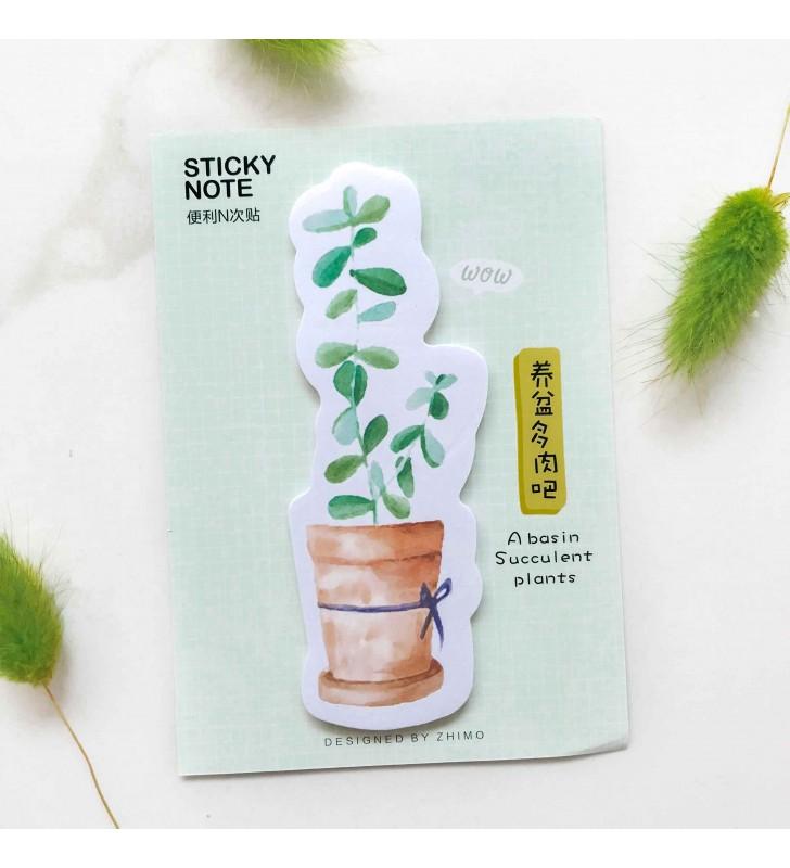 """Стикеры """"Plants"""" 4"""