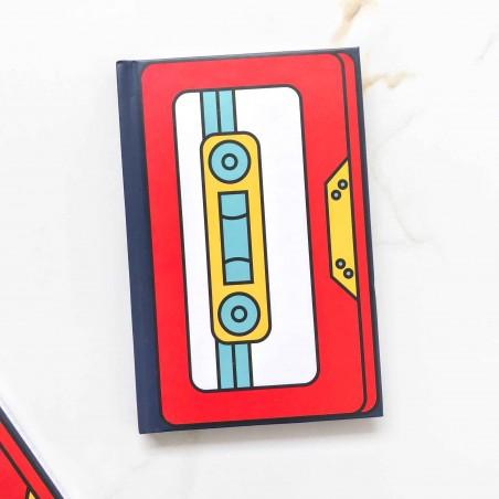 """Мини-блокнот в клеточку """"Cassette"""""""