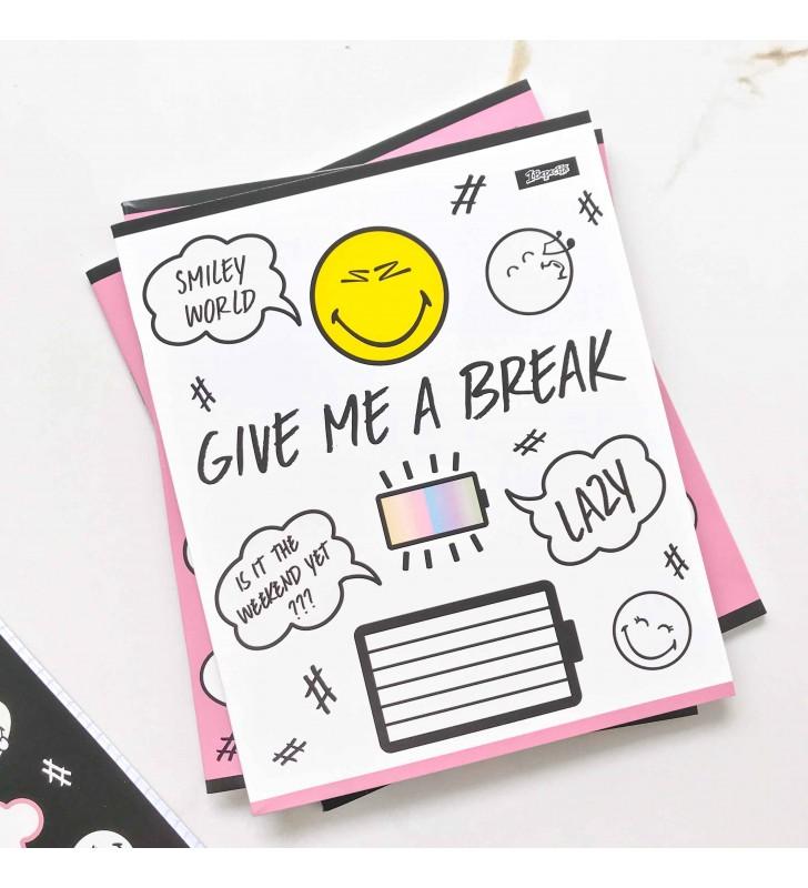 "Тетрадь #48  ""Emoji"" break"