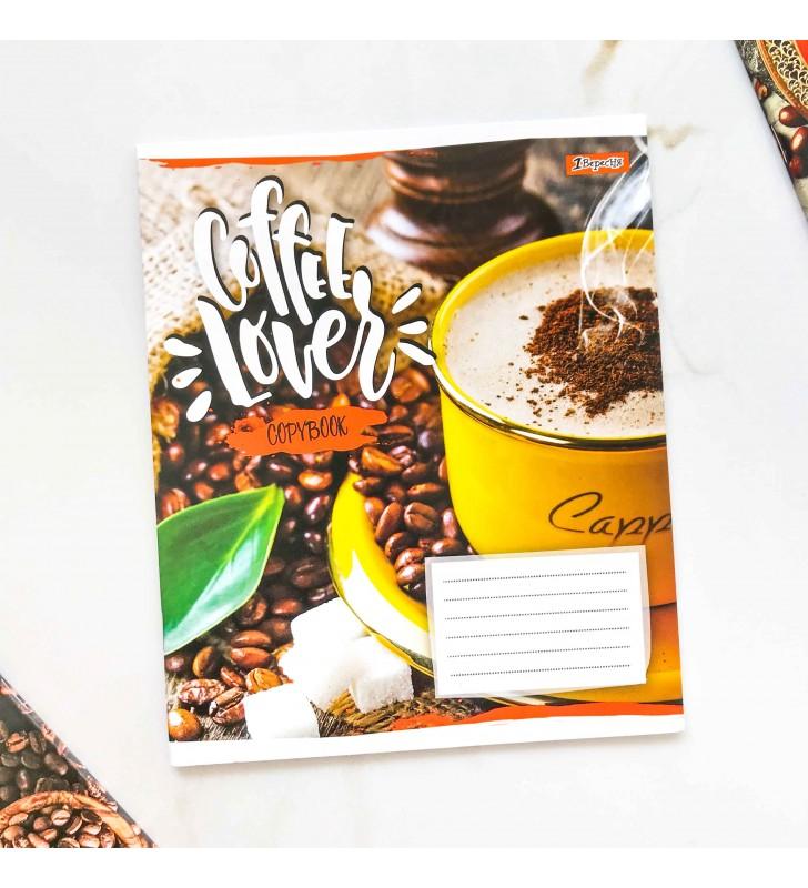 """Тетрадь =48 """"Coffee"""" cappuccino"""
