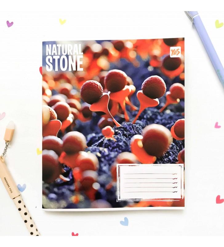 "Тетрадь #24 ""Stone"" brown"