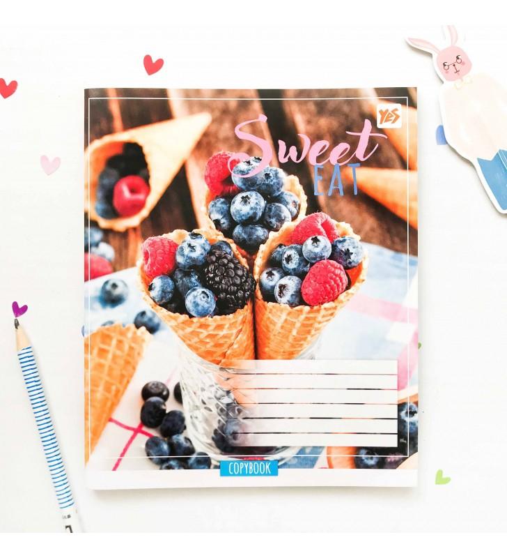 """Тетрадь #18 """"Sweet eat"""" ice cream"""