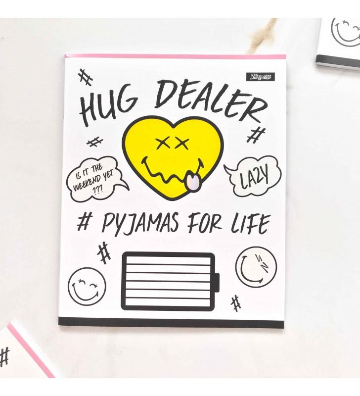 "Тетрадь #48 ""Emoji"" hug"