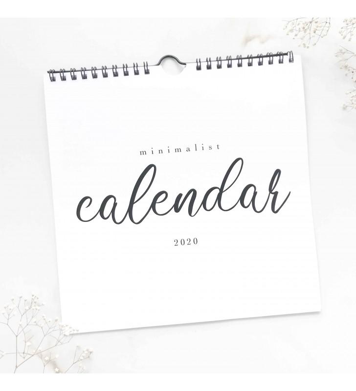 """Календарь-планер """"Minimalist"""" 2020"""