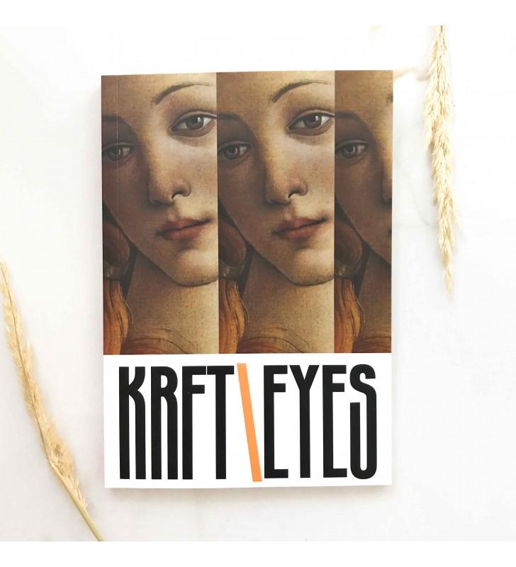 """Блокнот в точку """"Kraft Eyes"""" Рождение Венеры"""