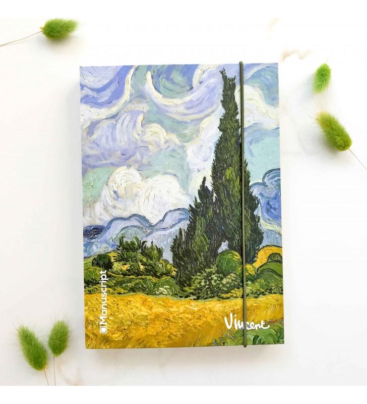 Cкетчбук Van Gogh1889 Plus