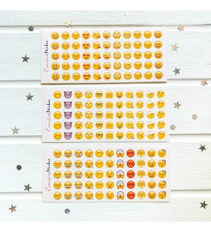 """Набор наклеек """"Emoji"""""""